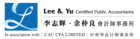 Lee and Yu Certified Public Accountants